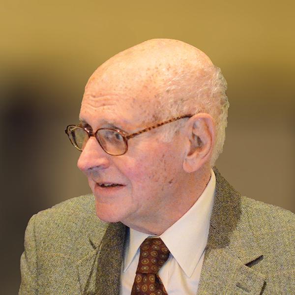 A portrait of Kurt Gottfried