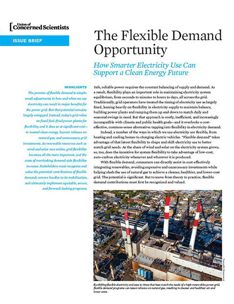Flexible Demand Opportunity Thumbnail