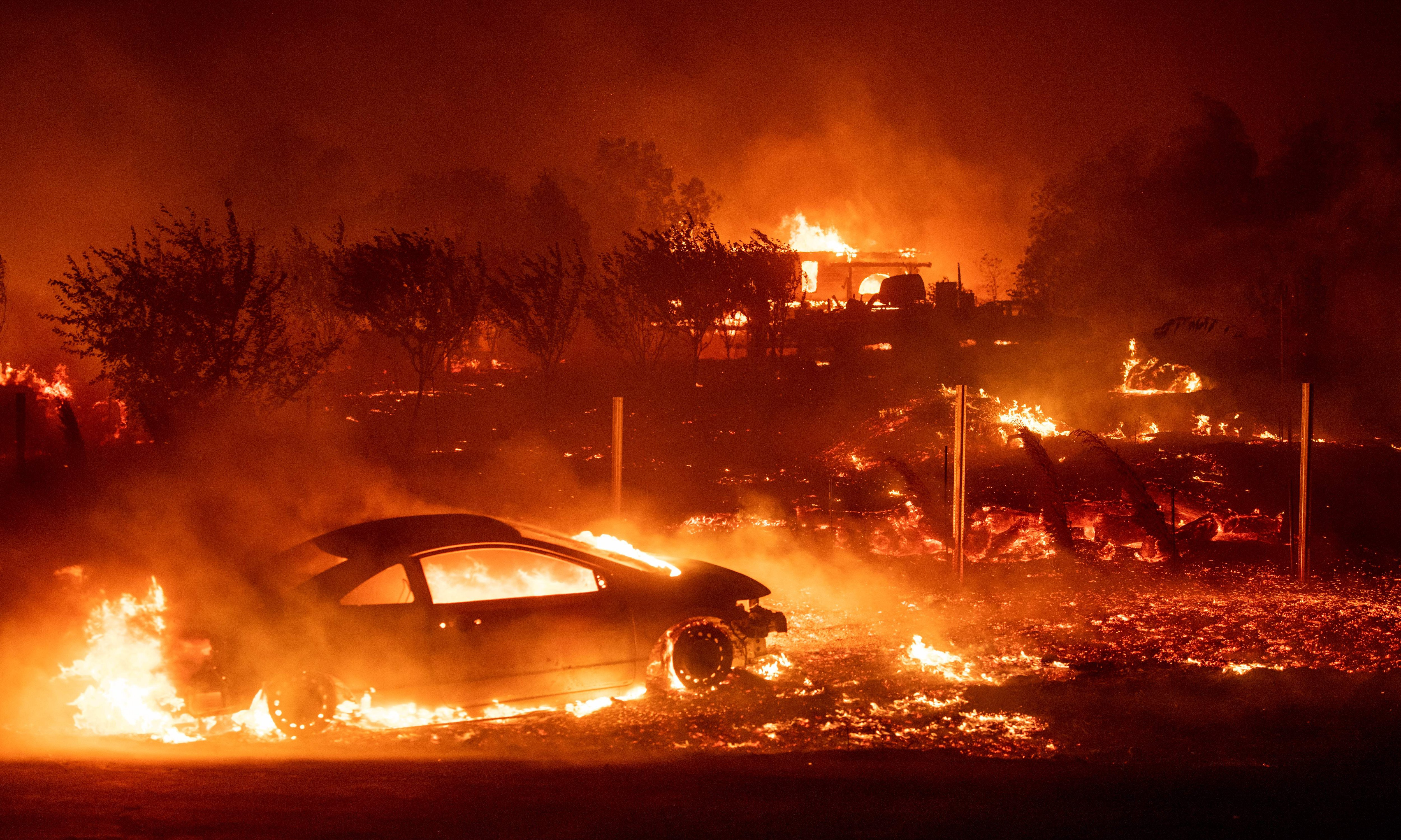 Infographic: Wildfires and Climate Change