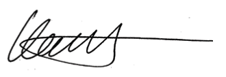 Ken Kimmel, Signature