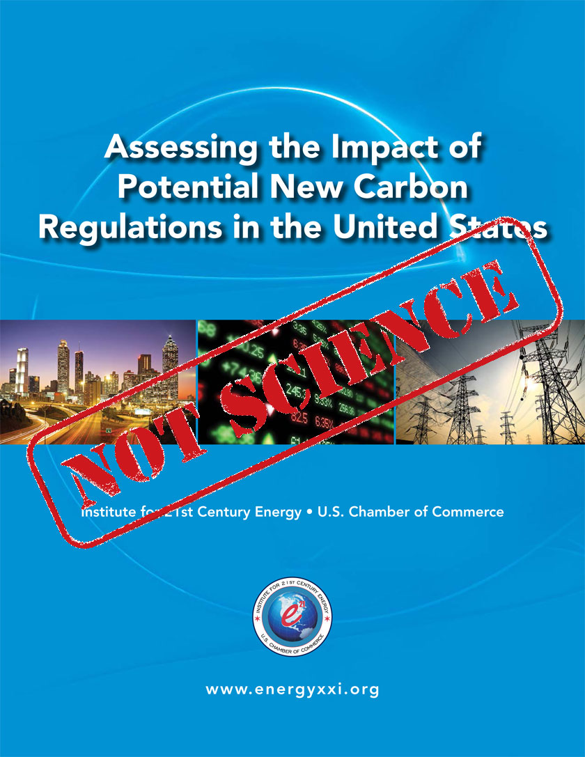 U.S. Chamber of Commerce Report on Clean Power Plan