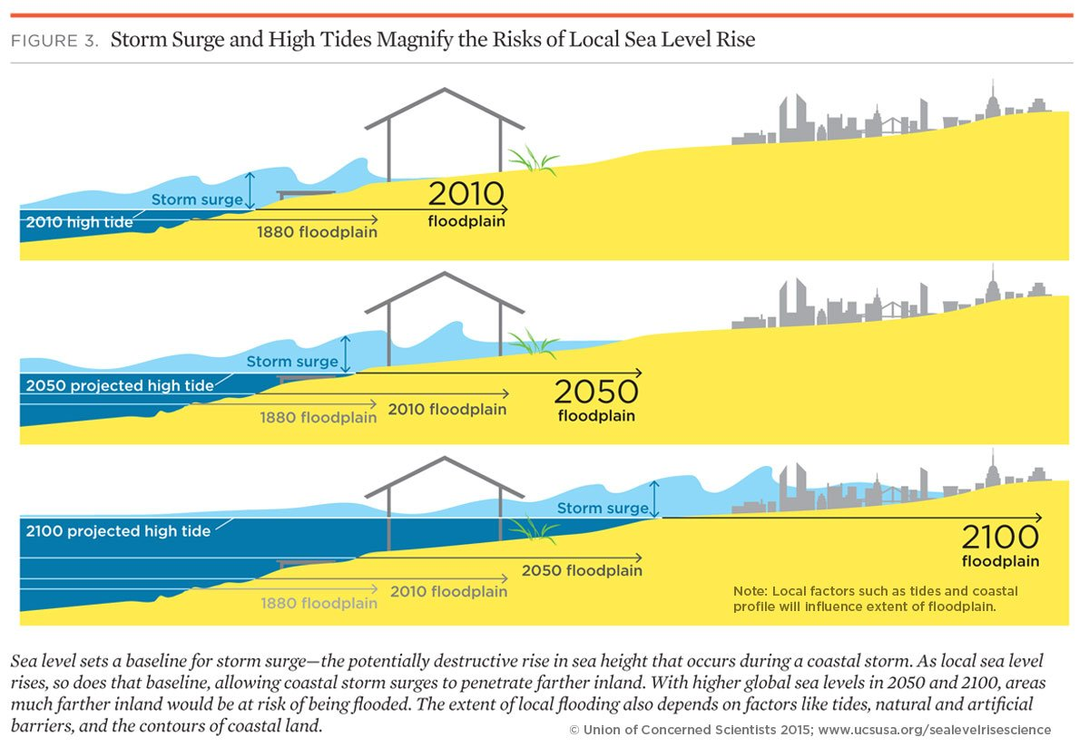 causes of sea level rise what the science tells us 2013 union causes of sea level rise what the science tells us 2013