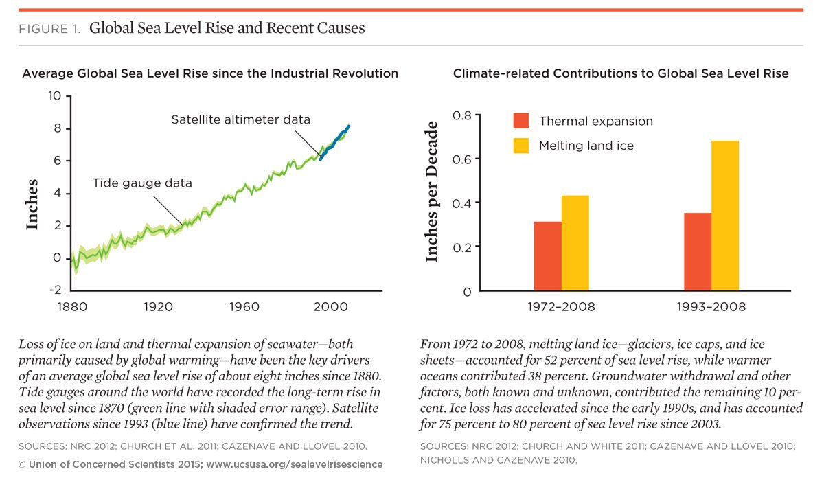 "sea level rise research papers Sea levels to rise 13m unless coal power ends by 2050, report sea level rise"" he said the research sea level rise projects on just one paper."