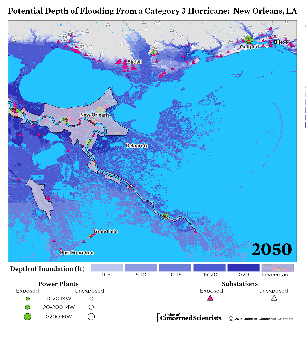 Lights Out Storm Surge Blackouts And How Clean Energy