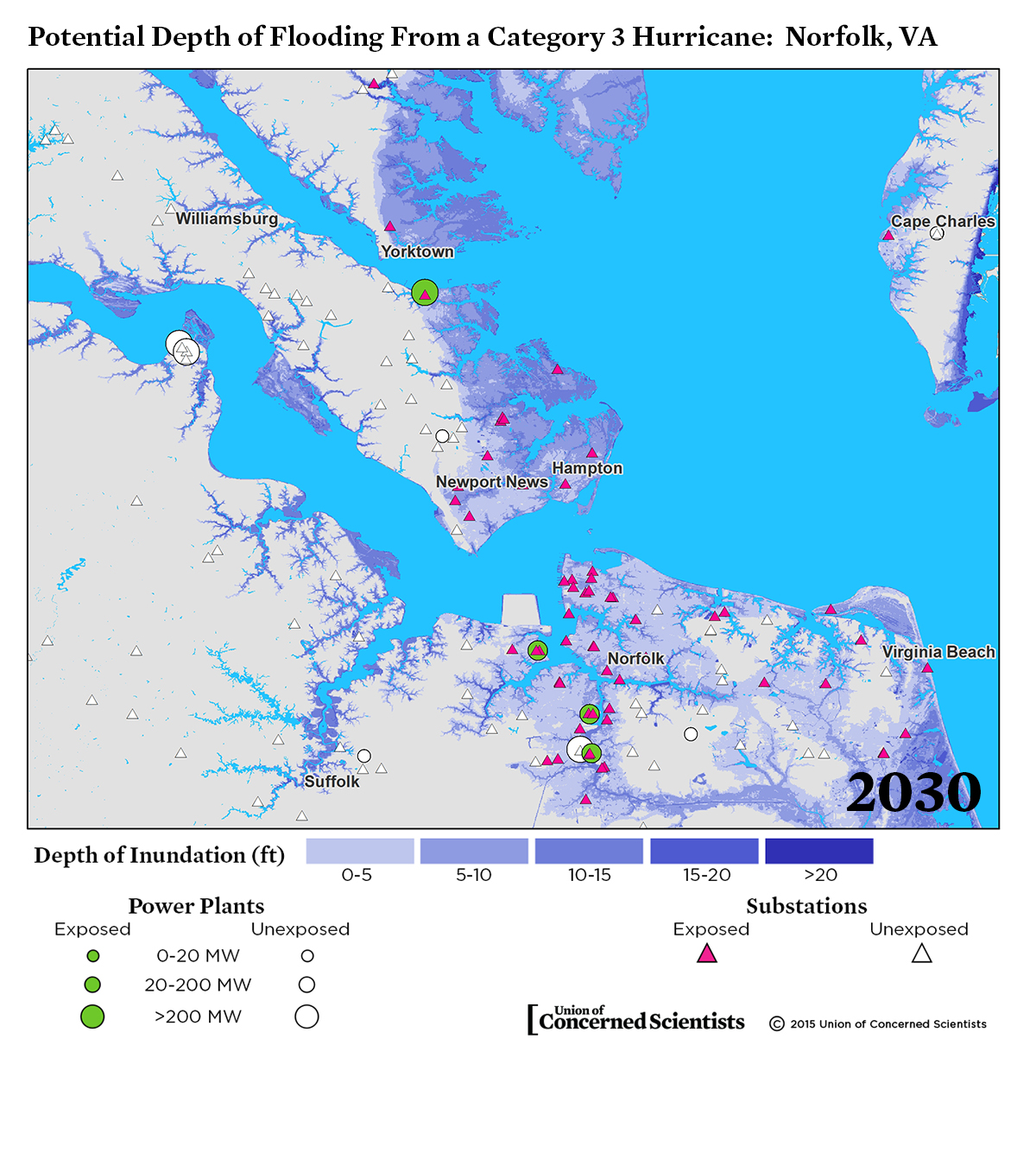 Lights Out Storm Surge Blackouts And How Clean Energy Can Help - Global warming flooding map