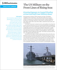 On the Front Lines of Rising Seas: US Naval Academy, Maryland ...
