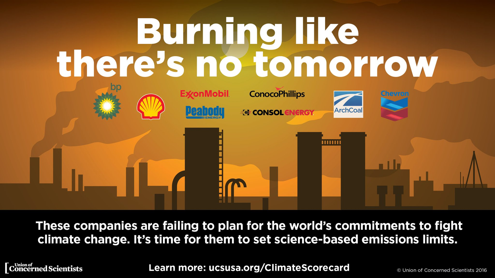 It's Time for the Fossil Fuel Industry to Join Global Climate Action