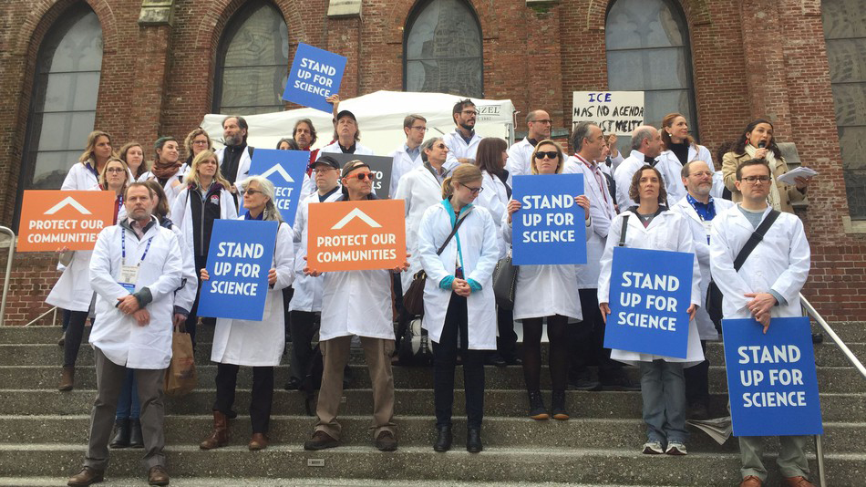 More Evidence That Movement To Defend >> Stand Up For Science Union Of Concerned Scientists