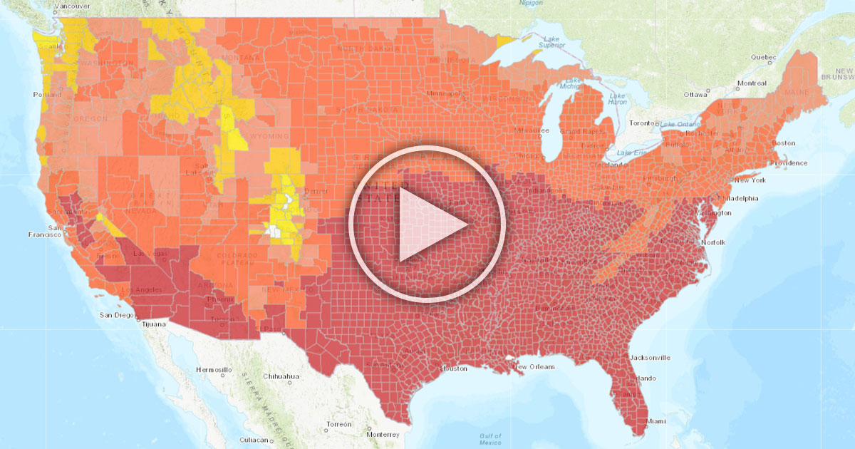 Killer Heat in the United States: Climate Choices and the