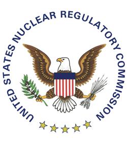The NRC's logo