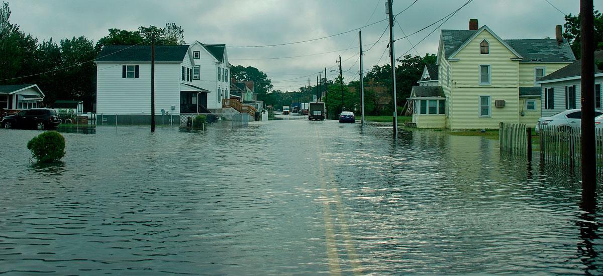 Rising Seas >> When Rising Seas Hit Home: Hard Choices Ahead for Hundreds of US Coastal Communities (2017 ...