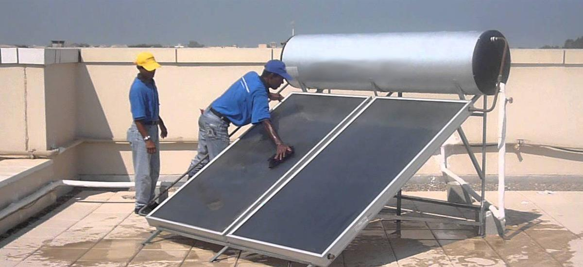 Solar Water Heating | Union of Concerned Scientists