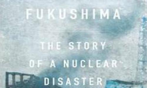Cover of Fukushima Book by David Lochbaum