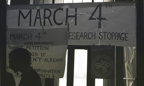 Signs from March 4