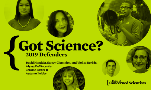 2019 Science Defenders