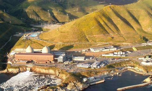 Diablo Canyon nuclear power plant